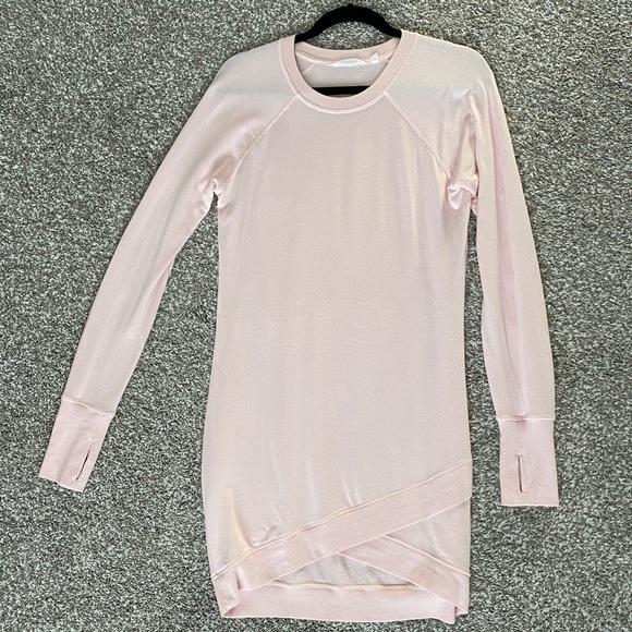 COPY - Athleta Criss Cross Sweatshirt Dress